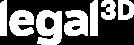 Legal3D Logo